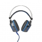 Preview: Nedis GHST500BK Gaming Headset | Over-ear | 7.1 Virtual Surround | LED Light