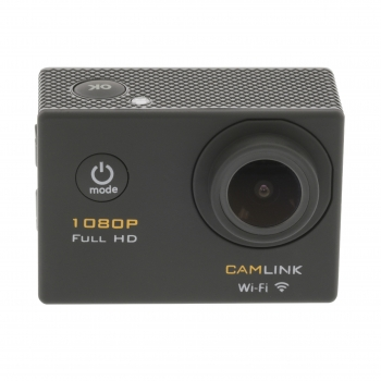 CamLink CL-AC21 Full HD Action Cam 1080p WLAN Schwarz