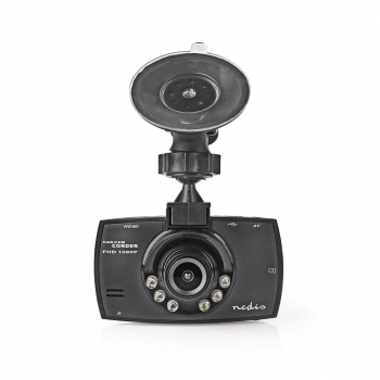 Nedis DCAM10BK Dashcam | Full HD 1080P | 2.7""