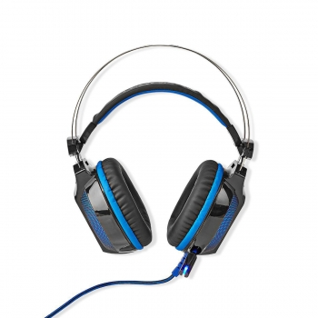 Nedis GHST500BK Gaming Headset | Over-ear | 7.1 Virtual Surround | LED Light