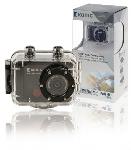 König CSAC300 Full HD Action Cam 1080p